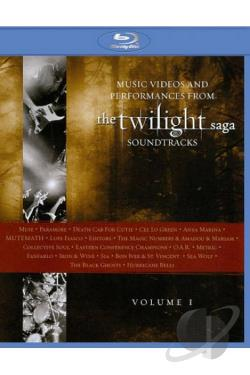 Music from The Twilight Saga Soundtracks: Videos and Performances, Vol. 1 BRAY Cover Art
