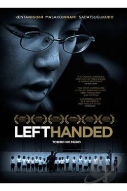 Left Handed DVD Cover Art