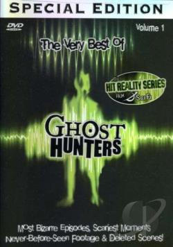 Very Best Of Ghost Hunters - Vol. 1 Most Bizarre Episodes & Scariest Moments DVD Cover Art