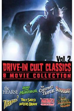 Drive-In Cult Classics 2 DVD Cover Art