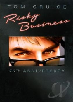Risky Business DVD Cover Art
