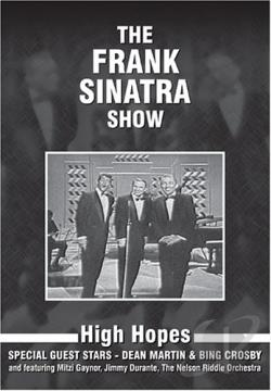 Frank Sinatra Show - with Bing Crosby and Dean Martin DVD Cover Art