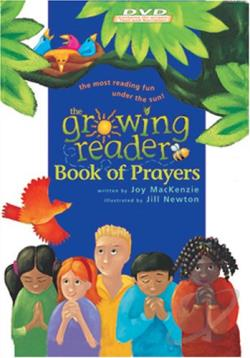 Growing Reader Book Of Prayers DVD Cover Art