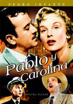 Pablo Y Carolina DVD Cover Art