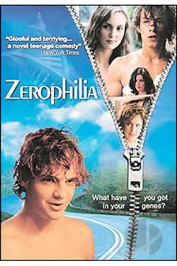 Zerophilia DVD Cover Art