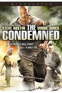 Condemned DVD Cover Art