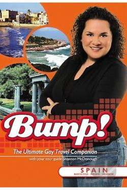Bump! The Ultimate Gay Travel Companion: Spain DVD Cover Art
