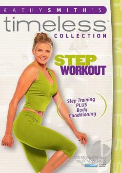 Kathy Smith - Step Workout DVD Cover Art