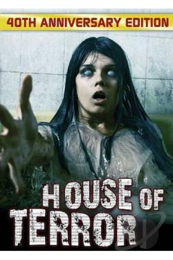 House of Terror DVD Cover Art