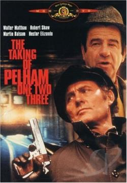 Taking of Pelham One Two Three DVD Cover Art
