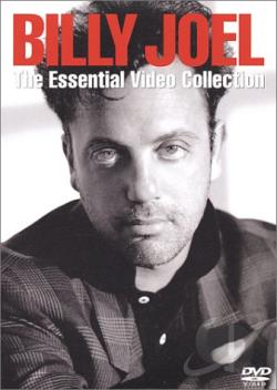 Billy Joel - Essential Video Collection DVD Cover Art