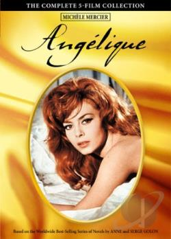 Angelique Collection DVD Cover Art