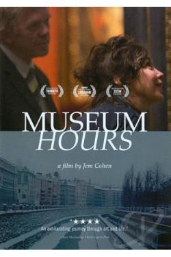 Museum Hours DVD Cover Art
