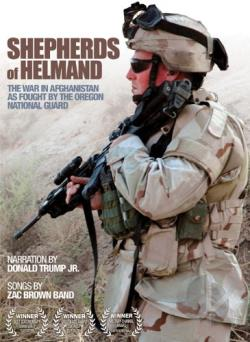 Shepherds of Helmand DVD Cover Art