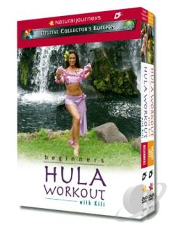 Island Girl: Dance Fitness Workout for Beginners - Hula Workout 2 - Vol. Boxed Set DVD Cover Art