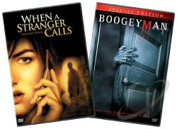 When a Stranger Calls/Boogeyman DVD Cover Art