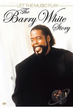 Let The Music Play: The Barry White Story DVD Cover Art