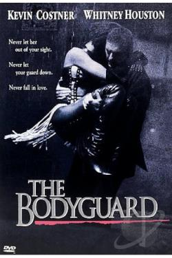 Bodyguard DVD Cover Art
