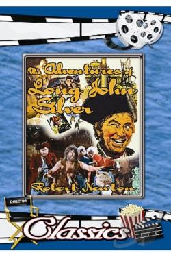 Adventures of Long John Silver DVD Cover Art