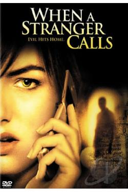 When a Stranger Calls DVD Cover Art