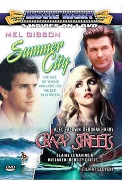 Summer City/ Crazy Streets DVD Cover Art