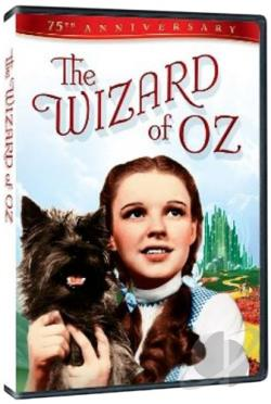 Wizard of Oz DVD Cover Art