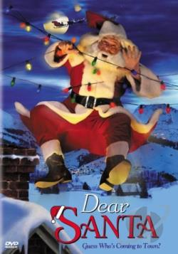 Dear Santa DVD Cover Art