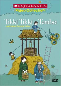 Tikki Tikki Tembo And More Favorites DVD Cover Art