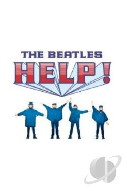 Beatles - Help! DVD Cover Art