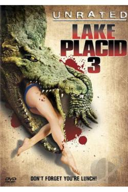 Lake Placid 3 DVD Cover Art