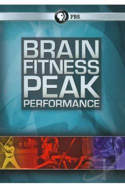 Brain Fitness: Peak Performance DVD Cover Art