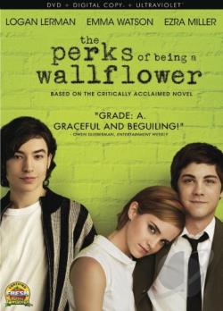 Perks of Being a Wallflower DVD Cover Art