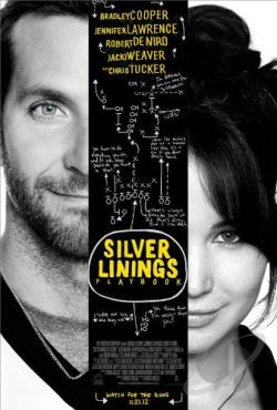 Silver Linings Playbook BRAY Cover Art