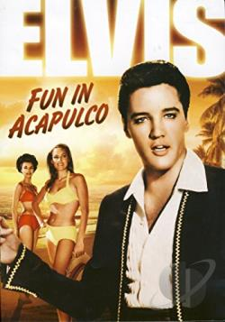 Fun in Acapulco DVD Cover Art