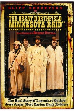 Great Northfield Minnesota Raid DVD Cover Art