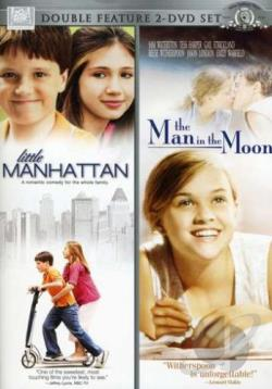 Little Manhattan/Man in the Moon - Double Feature DVD Cover Art