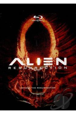Alien Resurrection BRAY Cover Art
