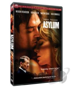 Asylum DVD Cover Art