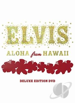 Elvis - Aloha From Hawaii Deluxe Edition DVD Cover Art
