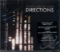 Directions DVD Cover Art