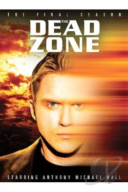 Dead Zone - The Complete Sixth Season DVD Cover Art