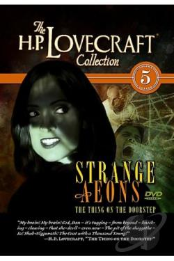 H.P. Lovecraft Collection Volume 5: Strange Aeons DVD Movie