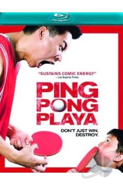 Ping Pong Playa BRAY Cover Art
