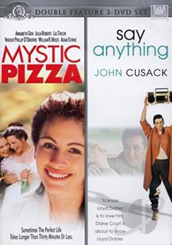 Mystic Pizza/Say Anything Double Feature DVD Cover Art