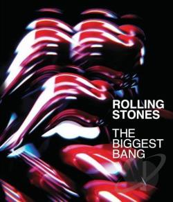 Rolling Stones - The Biggest Bang DVD Cover Art