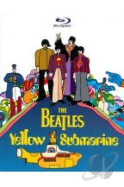 Beatles, The - Yellow Submarine BRAY Cover Art