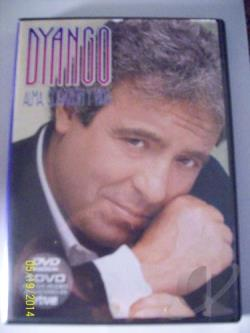 Dyango - Alma, Corazon Y Vida DVD Cover Art
