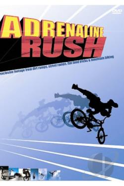 Adrenaline Rush DVD Cover Art