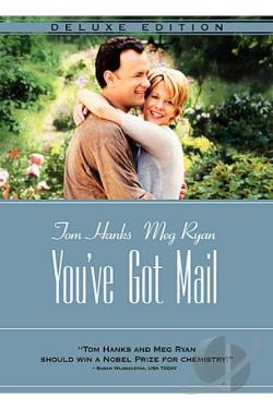 You've Got Mail DVD Cover Art