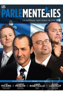 Parlementeries 2010 DVD Cover Art
